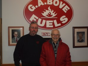 G.A. Bove Fuels staff