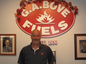 G.A. Bove Fuels office